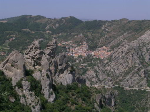Progetto per la valorizzazione del paesaggio culturale di Castelmezzano