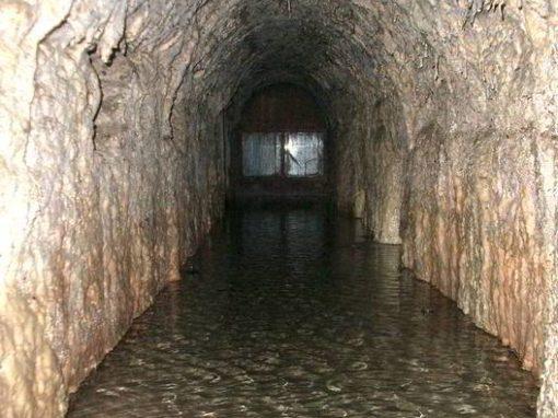 Mappatura delle gallerie drenanti in Basilicata